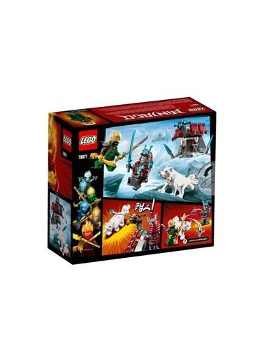 Lego LEGO Ninjago Lloydun Yolculuğu  Renkli